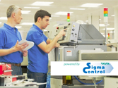 industriele automatisering door sigmacontrol