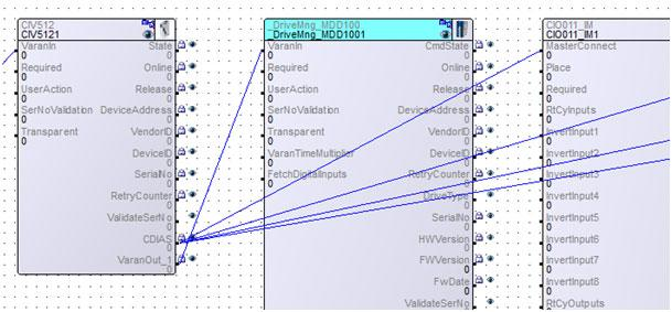 LASAL show connected servers 1